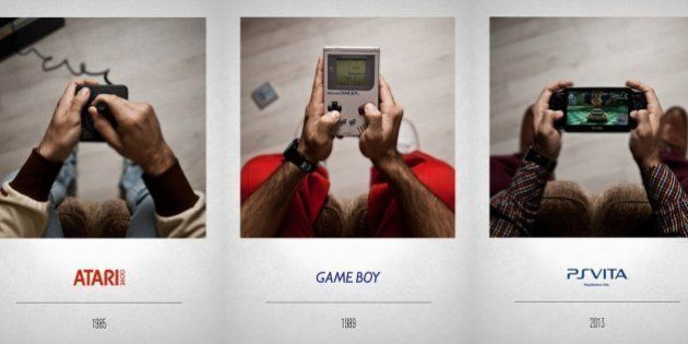 Controllers: fotógrafo Javier Laspiur conta a história dos videogames a partir dos controles