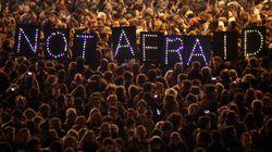 #JeSuisCharlie: Mais de 100 mil franceses vão às ruas após