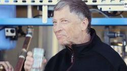 ASSISTA: Bill Gates bebeu água extraída do esgoto (e