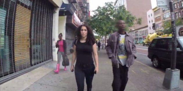 Mulher é assediada uma vez a cada seis minutos durante caminhada em Nova York