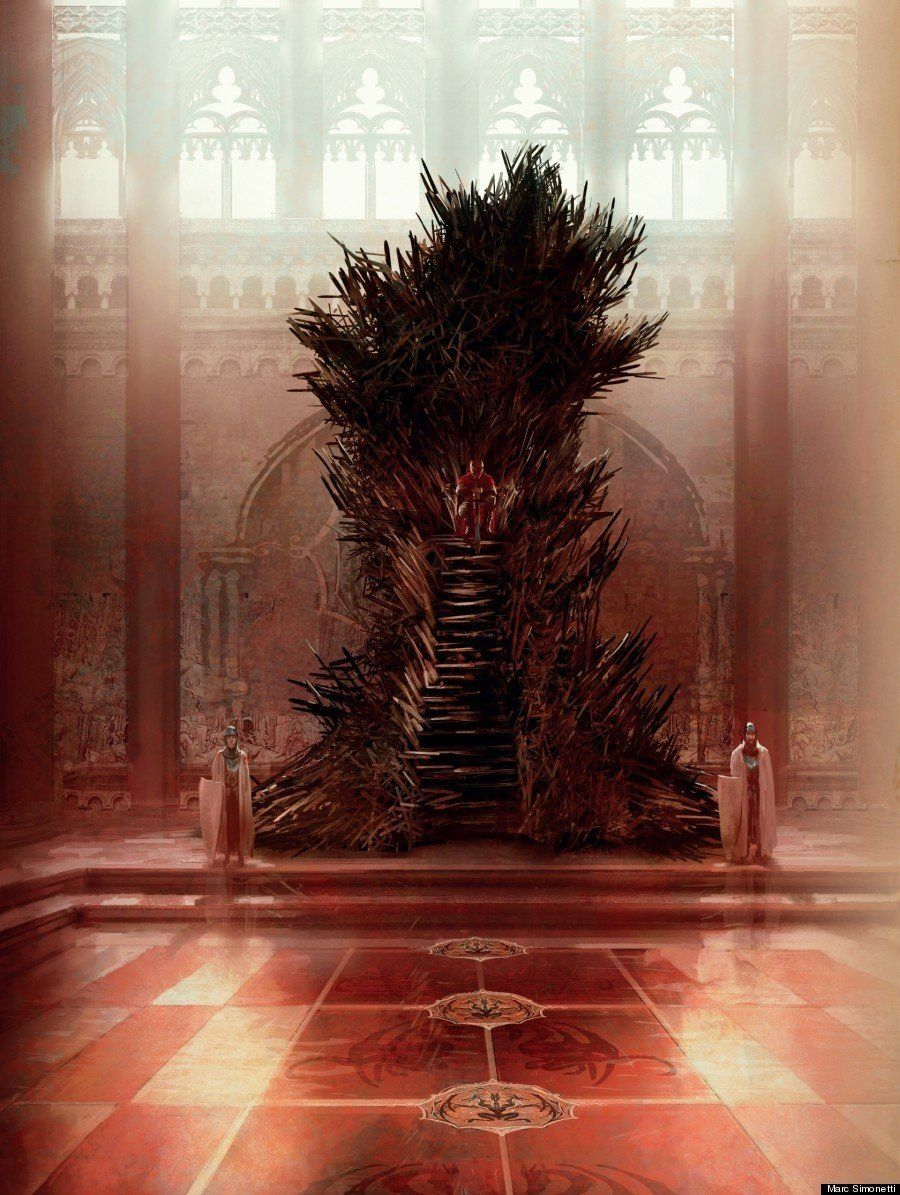 Game Of Thrones: Westeros deveria ser assim, segundo George R.R. Martin