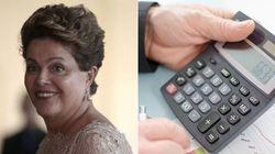Governo Dilma só poderá gastar R$ 3,775 bilhões até votação do orçamento de