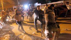 Confusão marca a saída de ativistas que estavam presos há 12 dias no Rio de