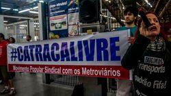 Greve do metrô em SP: diferença de 0,4% mantém impasse e paralisação