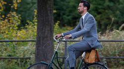 Dicas para chegar de bicicleta e arrumado no trabalho (até de