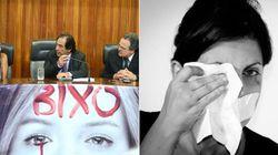 Socos, ofensas sexuais e piscina com urina: CPI aponta abusos na