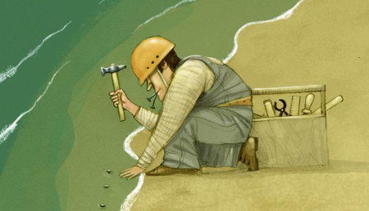 Humor triste: 9 tirinhas para refletir sobre as mudanças