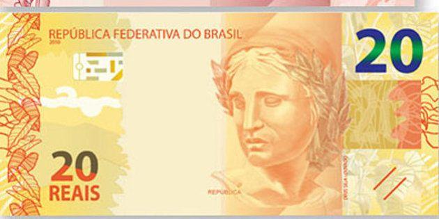 As novas notas de R$ 50 e R$ 100 já começam a fazer parte do dia a dia dos brasileiros quando vão...