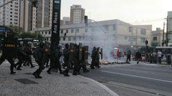 Greve do metrô em SP: quinto dia de paralisação começa com confronto entre PM e