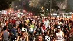 VITÓRIA: Justiça libera ciclovias enquanto pedalada acontecia em