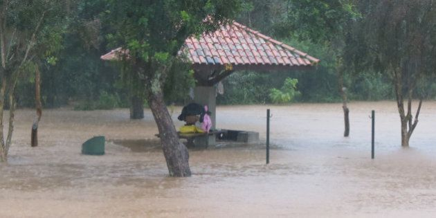 Chuva forte deixa nove mortos e afeta mais de 55 mil pessoas no