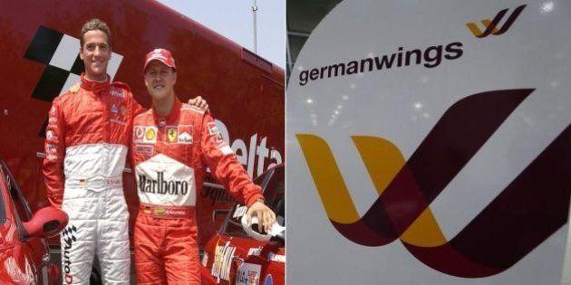 Irmão de Michael Schumacher quase esteve no voo da Germanwings que matou 150 pessoas na
