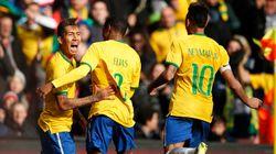 Brasil mantém 100% pós-Copa com Dunga. Mas é 'trolado' nas redes