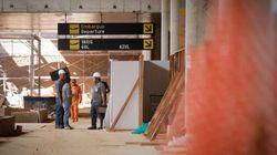 FOTOS: Faça um tour pelo pior aeroporto para a Copa do