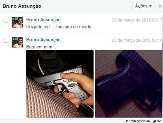 De olho em cinturão do UFC, brasileira Bethe Correia se envolve em briga com taxista no Rio