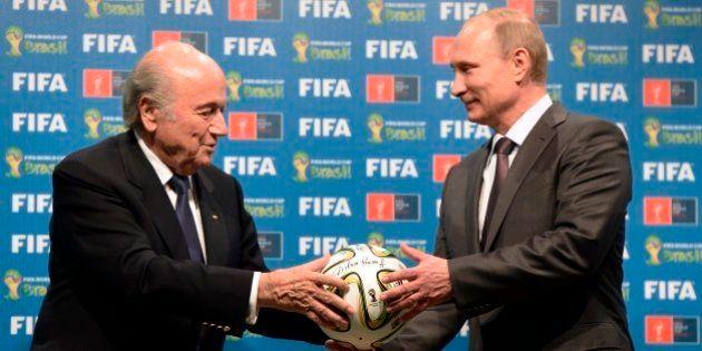 Rússia deveria perder Copa de 2018, diz vice-primeiro-ministro