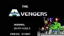 ASSISTA: Os Vingadores em versão game de 8