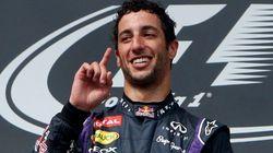 Ricciardo vence GP da Hungria de