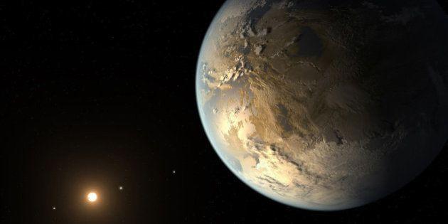 Telescópio da NASA encontra oito planetas capazes de abrigar