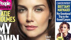 Katie Holmes abre o jogo sobre Tom Cruise: 'Não tenho mais