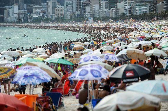 O Brasil está em crise.
