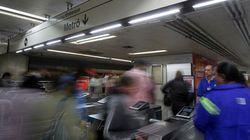 Metrô opera normalmente após suspensão da