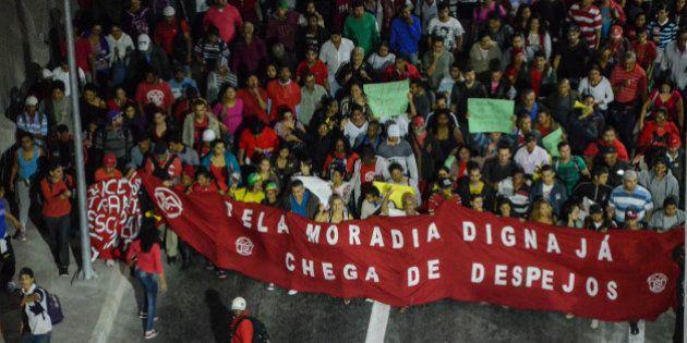 Copa 2014: Sete organizações planejam protestos no dia do jogo de abertura em