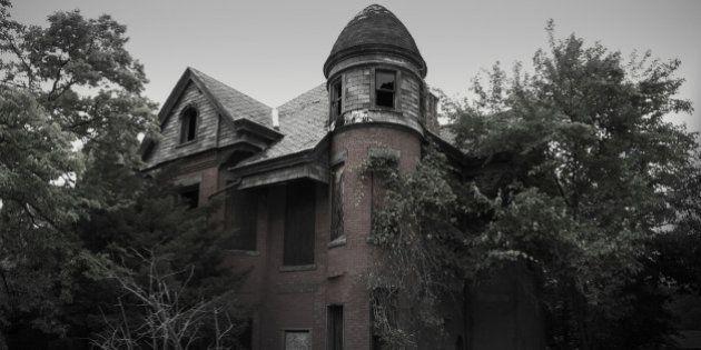 13 casas assombradas reais e suas histórias de