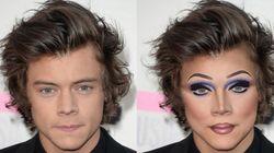 Já parou para pensar como algumas celebridades seriam se fossem... drag
