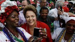 FOTOS: Bahia ama Dilma, Dilma ama Bahia. É hora das férias da