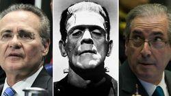 Frankenstein: Câmara e Senado tocam as próprias reformas