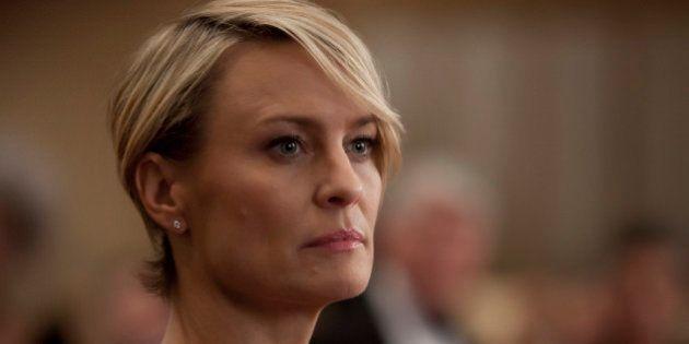 Claire Underwood: a mulher perfeita da