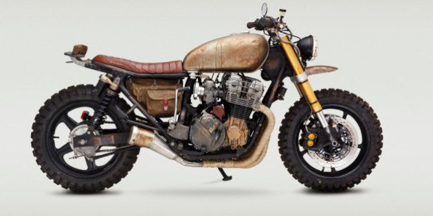 Oficina divulga como foi feita a motocicleta de Daryl Dixon em The Walking