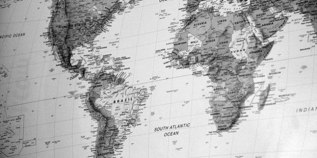 Política internacional em 2015: dez