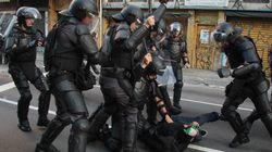 Violência marca 1º Grande Ato Contra a Tarifa em São