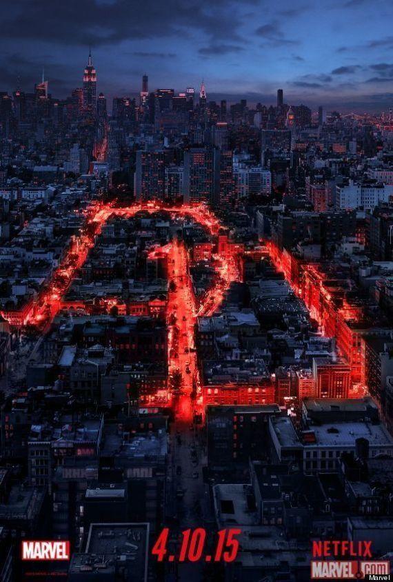 Demolidor: Nova série do Netflix ganha pôsteres e data de