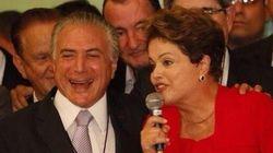 Temer está rindo à toa: PMDB vai com Dilma nas eleições de