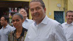 Campos e Marina se unem para apagar 'fogo amigo' dentro da chapa
