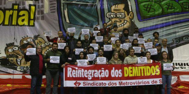 Greve do metrô na Copa? Sindicato vê 'tática de guerrilha' de Alckmin; Metrô usou imagens e B.O. para