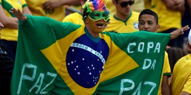 Todo mundo acha que o Brasil vai ganhar a Copa, menos Argentina e EUA, diz