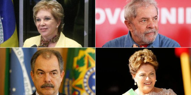 Marta Suplicy escancara cisão dentro do PT e impõe duros desafios ao partido, à Dilma Rousseff e Lula...