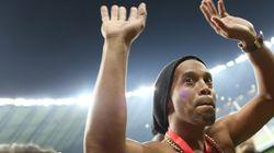 De saída do Galo, pra onde vai Ronaldinho