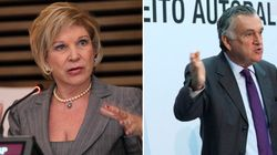 Marta dispara contra novo ministro da Cultura e denuncia irregularidades na gestão anterior