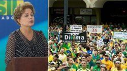 Dilma defende liberdade de imprensa e direito de