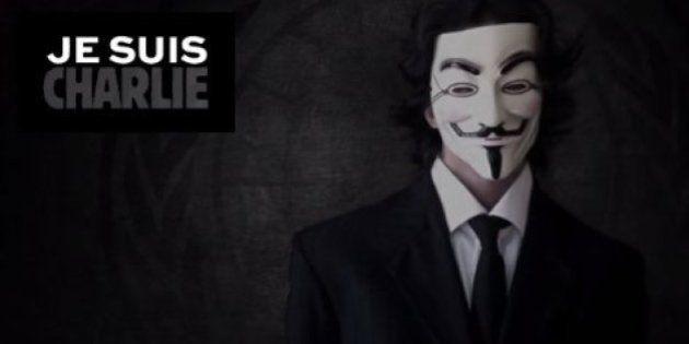 Após ataques terroristas na França, Anonymous começa operação para derrubar contas de jihadistas no