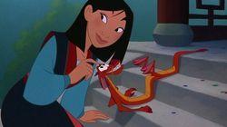 'Mulan' voltará aos cinemas com atores de carne e
