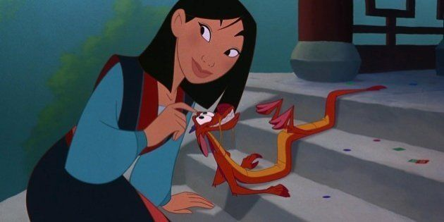 'Mulan', clássico da Disney, ganhará versão com