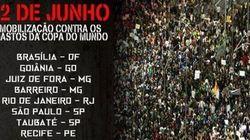 #VaiTerProtesto: pelo menos 10 manifestações no Brasil no dia da abertura da