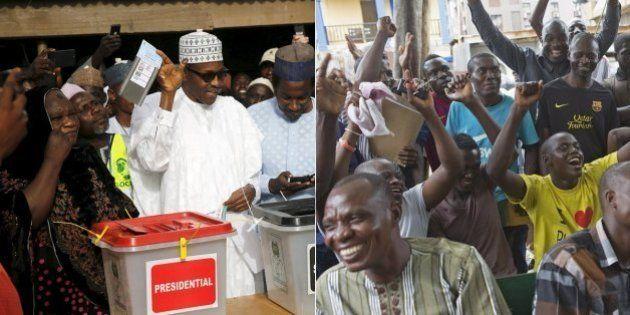 Candidato de oposição, Mohammadu Buhari é eleito presidente da
