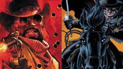 Django e Zorro juntos, em HQ de